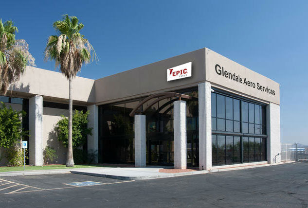 Glendale Municipal Airport (KGEU) circa 2009. Used With Permission.